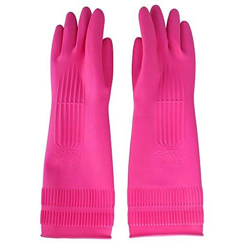 guanti di gomma Top819 Trade - Guanti per la pulizia