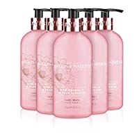 Baylis & Harding Pink Magnolia and Pear Blossom Hand Wash, 300 ml, Pack of 6