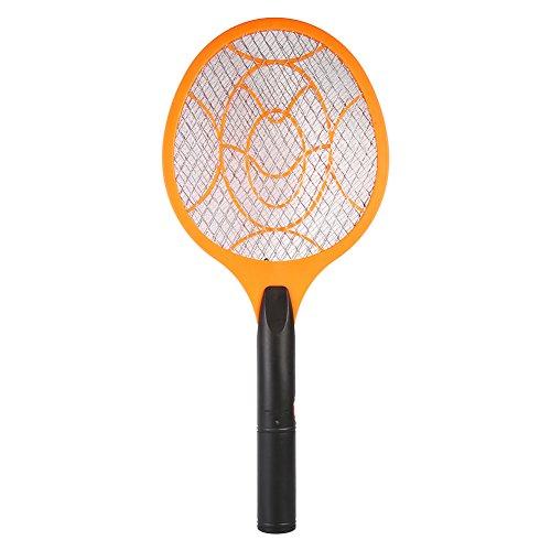 Fdit 3Schicht Dry Netz Hand Schläger Elektrische Röhrich Home Garten Insekten Pest Control Lock Wasp Zapper Insekten Fliegen MOSQUITO Killer