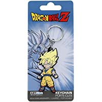 ABYstyle abykey097Dragon Ball–Llavero PVC–Goku Super Saiyan