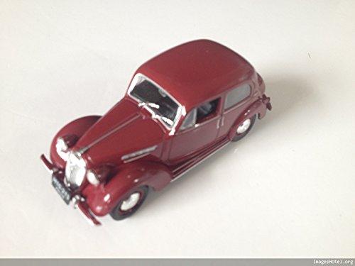 Générique Simca 8 Voiture de Collection à l'échelle 1:43 Bordeaux -réf P181