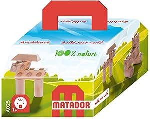 Matador Matador41110 - Puzzle de Madera (10 Piezas)