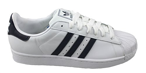 adidas - Superstar Ii, Sneaker Uomo White/navy