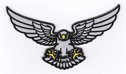 Adler Aufnäher / Bügelbild / Iron on Patch (Nähen Adler)