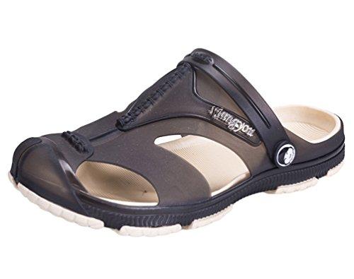 Sentao Hombre Verano Sandalias Casual Outdoor Zapatilla Playa Piscina Zapatos Estilo 1...