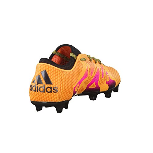 adidas X 15 + Primeknit FG/Scarpe da calcio AG uomo gold / pink