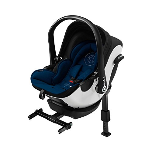 Preisvergleich Produktbild kiddy 41940EL010 Kindersitz I-Size inklusive Isofix Base 2 Night Blue
