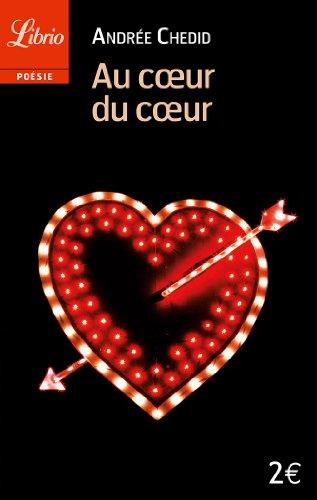 Au coeur du coeur par Andree Chedid