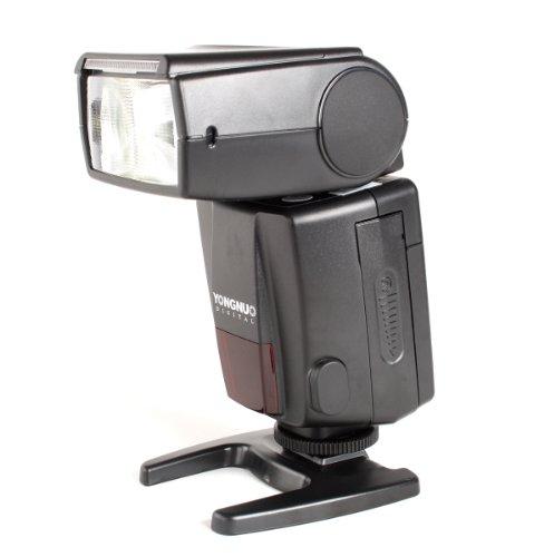 Yongnuo YN-467 II Speedlite TTL Blitzgerät Aufsteckblitz für Nikon Kamera