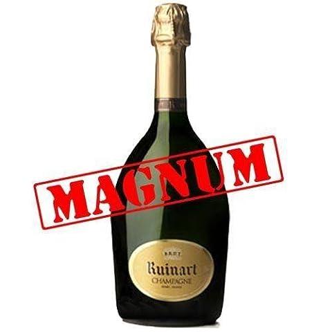 Champagne - 'R' de Ruinart Brut Magnum x1 - AOC Champagne