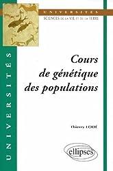 Cours de génétique des populations