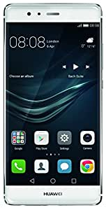 Huawei P9 Smartphone (13,2 cm (5,2 Zoll) Touch Display, 32GB interner Speicher, Android 6.0) Silber