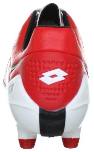 ... rot Fg Zapatos Hombre Fuerzapura Iii 100 Sport Lotto De Rojo Q2085  Fútbol ZqpOwgpn ... a1807c9bcac9a