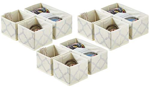 """Hochwertiges Aufbewahrungsbox """"Silberner Schwan"""" mit Deckel von Magenta Magpie, geeignet für Kleidung, Accessoires, Garderobe, Schlafzimmer, Büro, Kunst- und Bastelmaterialien, persönliche Wertsachen, Tierspielzeuge usw. Organising Boxes"""
