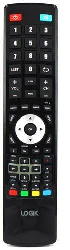 Logik L24LDIB11 Genuine LCD TV Remote Control