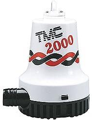 Pompe vide-cave électrique manuel tMC 200024V