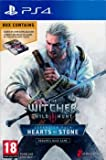 PS4 The Witcher 3: Wild Hunt Hearts of Stone Expansion Set PREOWNED