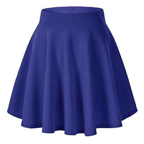 Matrosen Outfit Damen - Urbancoco Damen Mädchen Basic Solid vielseitige