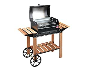 Barbecue Ferraboli Garda Legno art.050