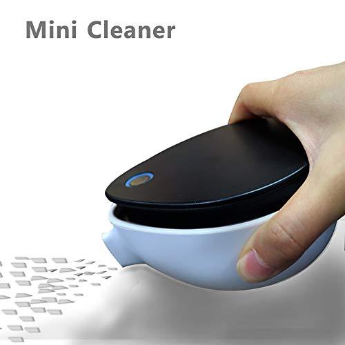 Mini-USB-Tastaturreiniger, wiederaufladbar, elektrischer Hochdruck-Luftstaubwedel für die