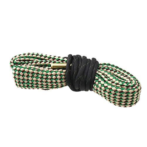 ENET - Cuerda de Limpieza para cañón de Fusil de Serpiente, Limpiador de Cuerda, boresnake bore, Limpiador, 308 / .303 / .30-30 / .30-06/7.62mm