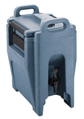 CAMBRO uc250401isoliert Getränke Ultra camtainer (10,4L), Slate Blue