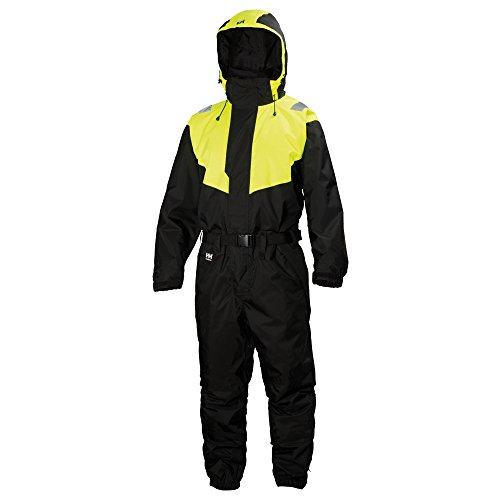 Preisvergleich Produktbild Helly Hansen Workwear Winteroverall Leknes Suit wasserdichter isolierter Arbeitsoverall 993, Große 54, gelb, 71613