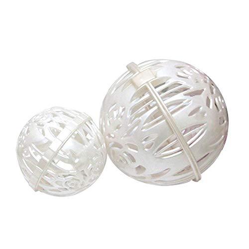 BH-Ball für Wäsche, Waschmaschine, Trockner, BH-Schutz, verhindert Verformung, freie Ballform, 2 Stück (Bh Trockner)