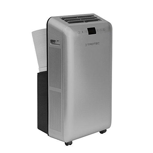 TROTEC Lokales mobiles Klimagerät Klimaanlage PAC 3550 Pro mit 3,5 kW (12.000 Btu), EEK A und 25 {06b1ee1e5cdd04730946a6635b3f3e519b3e85366f4cc588b0a1609b69c9fd0d} mehr Effizienz dank Zweischlauchtechnik