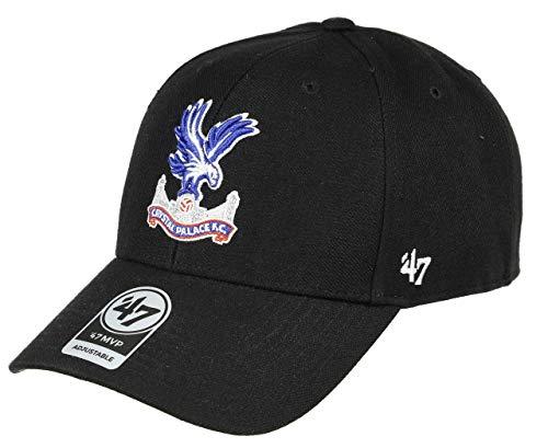 47 Brand Cap Crystal Palace FC Premier League Schwarz - Arsenal-fußball-hut Fc