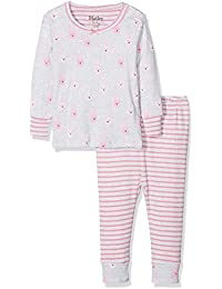 Hatley Girls' Organic Cotton Baby Pyjama Sets