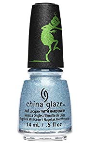China Glaze Grinch Christmas Collection - Deliciously Wicked Nail Lacquer