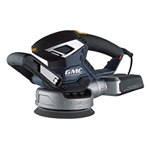 GMC 920595 – Lijadora orbital con doble base 150 mm, 430 W (ROS150CF)