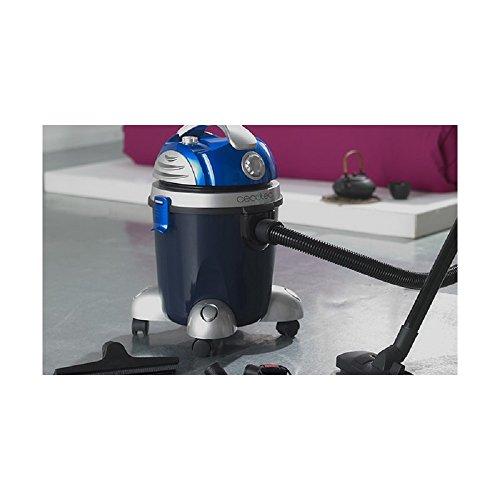 Cecotec C05002 - Turbo aspirador de sólidos y líquidos