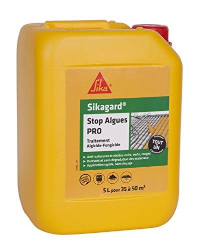 Traitement algicide et fongicide concentré - Sikagard Stop...