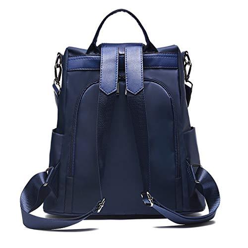 Mitlfuny handbemalte Ledertasche, Schultertasche, Geschenk, Handgefertigte Tasche,Damenmode einfarbig Rucksack Anti-Theft Bag Wild Umhängetasche wasserdicht