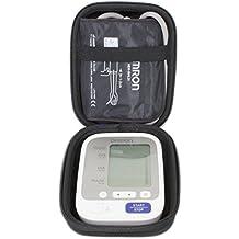 VIVENS Viajar Difícil Caso Bolso para Omron M3 HEM-7131-E Monitor de presión