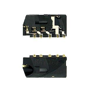 BisLinks® Headphone Jack Connector Port Socket Ersatz Reparatur Teil für LG G4 H815