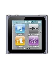 Idea Regalo - Apple iPod nano 8 GB, colore: Graphite [Importato da Germania]