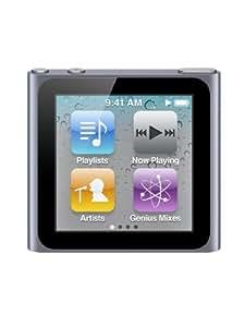 Apple iPod nano 8 GB, colore: Graphite [Importato da Germania]