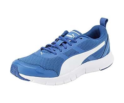 PUMA Men's Track V2 Idp Royal White Sneakers-10 UK (44.5 EU) (11 US) (37248202)