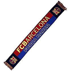 BUFANDA OFICIAL FC BARCELONA 2017 FORCA BARCA