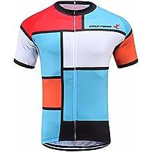Uglyfrog Ciclismo Jersey Hombres Bicicleta Ropa Camiseta de la Bicicleta Top MTB Jersey Manga Corta DXMZ02
