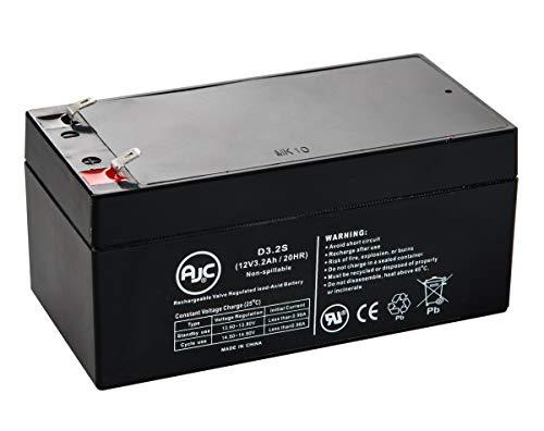 CyberPower CP 12V 3.2Ah UPS/USV Akku - Dies ist EIN AJC® Ersatz - Batterien Cyberpower