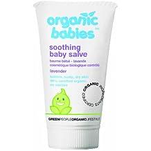 Green People Organic Babies Baby Salve - Lavender (100ml)