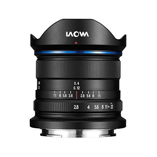 LAOWA 9 mm/F 2.8 Zero-D Objektiv (Canon EF-M-Anschluss)