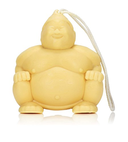 Sumo Ringer Seife an der Leine - SUMO Soap on a rope -