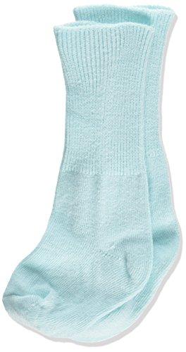 Poco Camarón recién nacidos bebé unisex calcetines de menta en conejo lata Little Shrimp