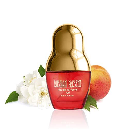 Eau De Parfum Spray für Frauen/femme/Teenager-Mädchen, 35 ml Flakon (1.15 oz) - Blumig-fruchtiger Duft, das beste Geschenk für sie + SEI EINZIGARTIG ()