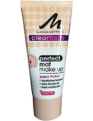 Manhattan CF Perfect Mat Make-Up 77, 1er Pack (1 x 25 ml)